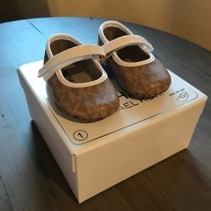 Michael Kors Baby shoes.  Size 1.